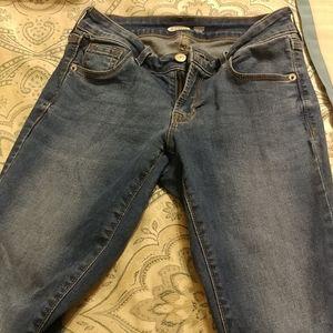 Old Navy Rockstar Super Skinny Low Rise Jeans